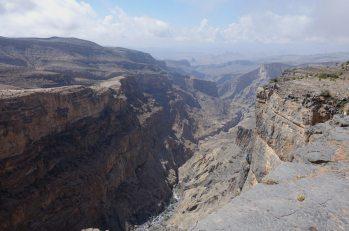 01. le wadi vue d'en haut