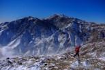 Ambiance de haute montagne !